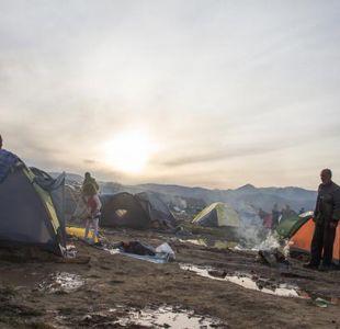 Sin esperanza: escasas opciones para refugiados en Idomeni