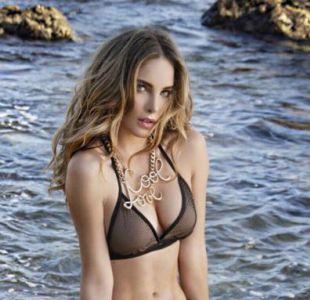 """Belinda llega al elenco de """"Guardianes de la bahía"""" en el cine"""