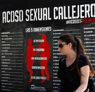 Acoso sexual callejero: El 47% de los jóvenes declara haber sido víctima