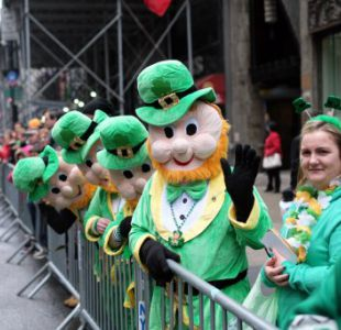 Día de San Patricio: el origen de una tradición irlandesa que también se celebra en Santiago