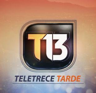 Revisa la edición de T13 Tarde de este 15 Octubre