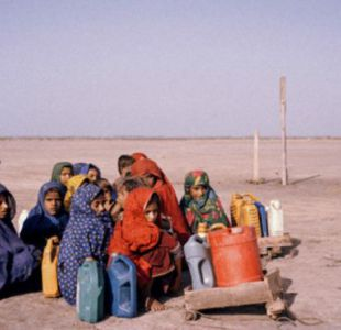 Día Mundial del Agua: fotos impactantes que muestran la crisis del agua en el mundo
