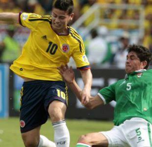 Con el duelo Bolivia-Colombia se abre la fecha 5 de las Clasificatorias Sudamericanas