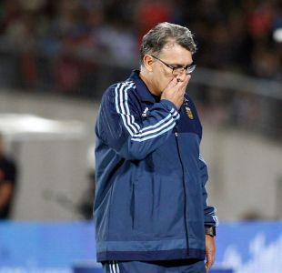 AFA confirma salida del DT Martino apuntando a problemas para armar plantel olímpico