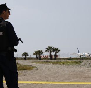 Presidente chipriota: desvío de avión no está vinculado con el terrorismo