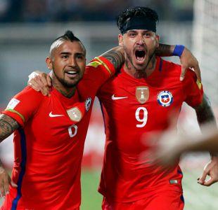 """Así celebran en redes sociales los jugadores de """"La Roja"""" tras triunfo sobre Venezuela"""