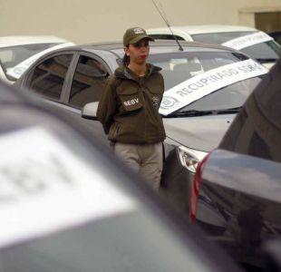 Detienen a 15 sujetos dedicados a inscripción y venta de vehículos robados