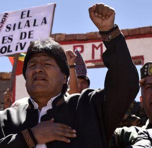 """Bolivia acusa """"espionaje"""" y anuncia expulsión de ciudadano chileno"""