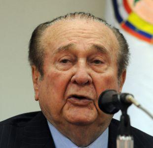 """""""Panama Papers"""": Nicolás Leoz y el acuerdo por los derechos de televisión de la Libertadores"""