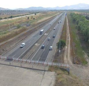 Ruta 78 será ampliada en 2018