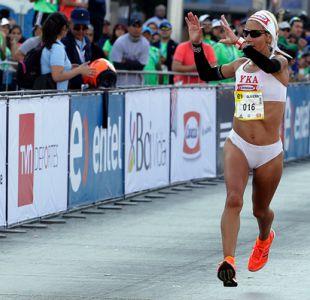 Erika Olivera asegura clasificación a Juegos Olímpicos de Río de Janeiro 2016