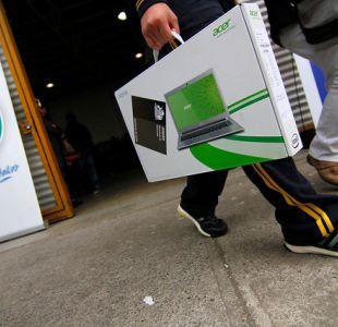 Yo Elijo Mi PC: comienza entrega de computadores del programa Junaeb