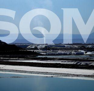 SQM: SII descartó querellarse contra 13 contribuyentes
