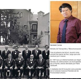 [Interactivo] ¿Qué pasó con los ministros de Patricio Aylwin?