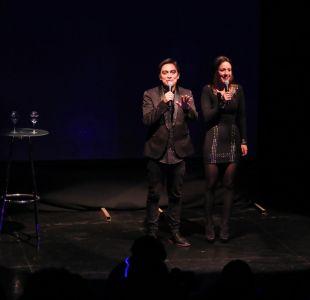 El evento se realizó en el Teatro Mori Bellavista