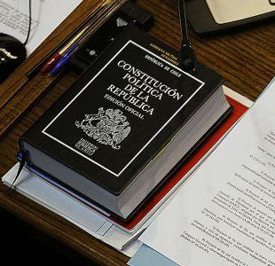 Interés en participar del Proceso Constituyente cae 20 puntos, según Adimark