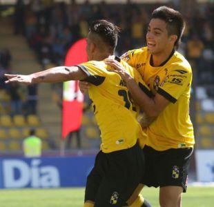 [Gol a Gol] Coquimbo Unido está venciendo a Barnechea en lucha por permanecer en la B