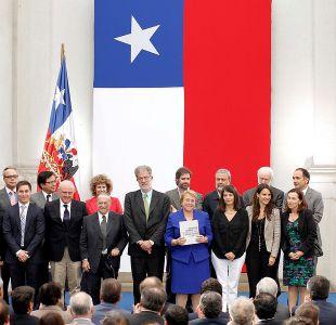 Hace un año que el Consejo Anticorrupción entregó propuestas a Bachelet