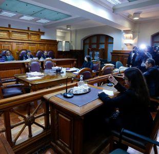 Caso Tsunami: Corte rechaza inhabilitar a jueza para resolver forzamiento de acusación a Bachelet
