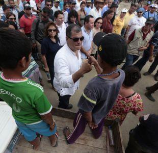 Ecuador conmemora 1 de Mayo con actos de solidaridad tras terremoto