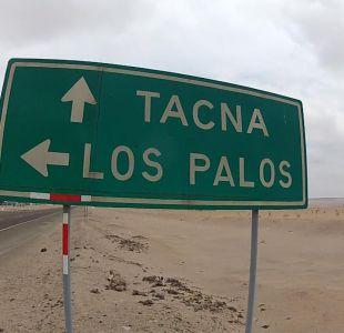 Detienen en Perú a dominicanos que buscaban cruzar ilegalmente a Chile