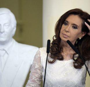 Cristina Fernández cita a la prensa en el Congreso argentino