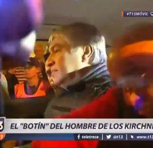 [VIDEO] El botín del hombre de los Kirchner