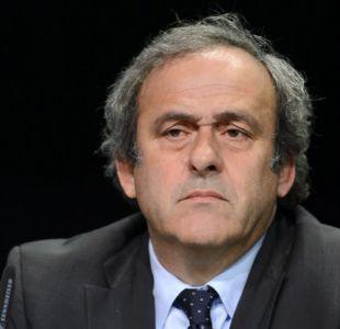 Platini pierde su batalla ante el TAS y dimite como presidente de UEFA