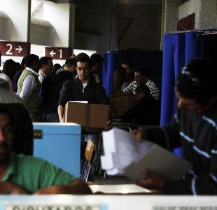 Primarias municipales: 29 mil vocales de mesa participarán en el proceso