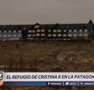 [VIDEO] El refugio de Cristina Fernández en la Patagonia