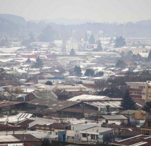 Decretan preemergencia ambiental en cuatro comunas del sur de Chile