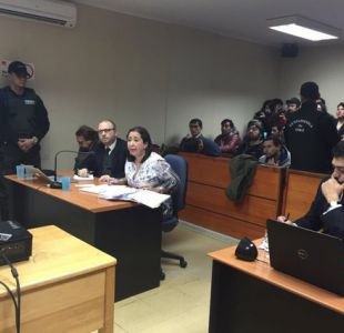Supuesto agresor de Nabila Rifo queda en prisión preventiva y pide medidas de protección