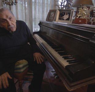 La historia del legendario pianista chileno que le pidió ayuda a Farkas