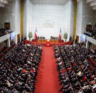 Absuelven temporalmente a 54 parlamentarios en casos de falsos exonerados políticos