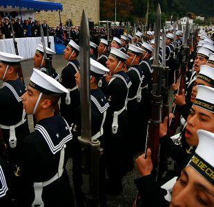 [EN VIVO] Desfile de las Glorias Navales