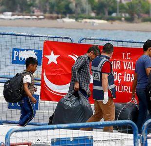Acusan a Turquía de retener refugiados altamente calificados