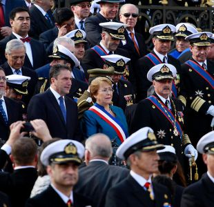 Conmemoración de 21 de mayo se desplegó en Iquique, Valparaíso y Talcahuano