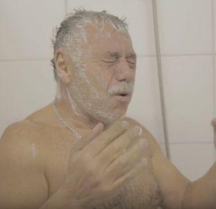 [VIDEO] Carlos Caszely y su aparición en campaña de ayuda a Bomberos