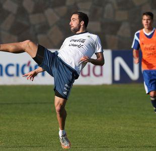 """Gonzalo Higuaín y la Copa América: """"Estamos ante la posibilidad de lograr un título"""""""