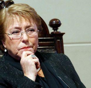 CIDH por querella de Bachelet: Las figuras públicas deben estar sujetas al escrutinio público