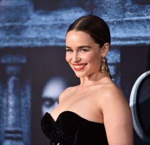 La emoción de Emilia Clarke tras terminar el rodaje del spin-off de Han Solo