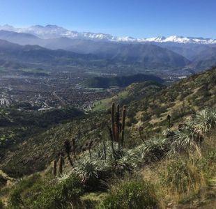 Cuatro personas permanecen extraviadas en Cerro Manquehue