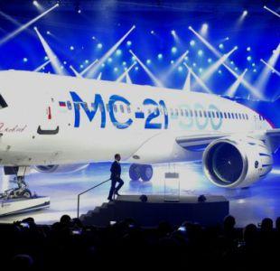 El MC-21 cubrirá distancias de 6.000 km y tiene capacidad para 211 pasajeros