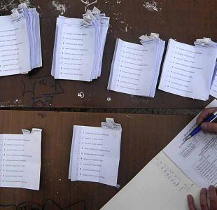 Elecciones municipales: Quedan 10 días para hacer el cambio de comuna