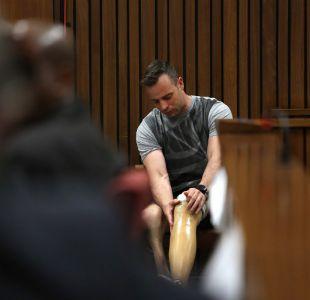 Oscar Pistorius es condenado a 6 años por el asesinato de Reeva Steenkamp