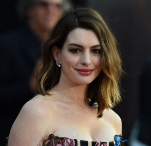 Anne Hathaway es la nueva embajadora de buena voluntad de ONU Mujeres