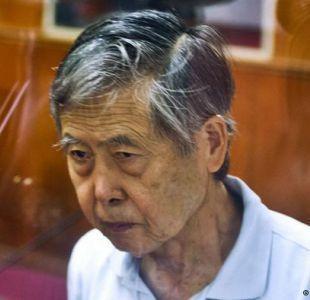 Corte Suprema aprueba ampliar extradición de Alberto Fujimori por nuevos delitos