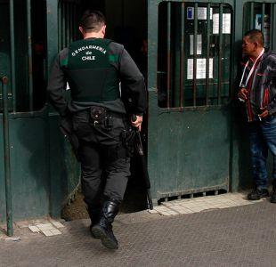 Allanamiento termina con incautamiento de celular en posesión de condenado por Robo del Siglo