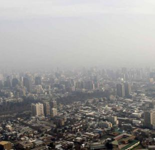 Mala calidad del aire: las seis medidas que rigen en una preemergencia ambiental