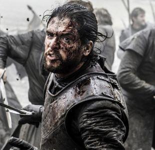 [VIDEO] Jon Snow tendrá a su más fiel amigo en la última temporada de Game of thrones